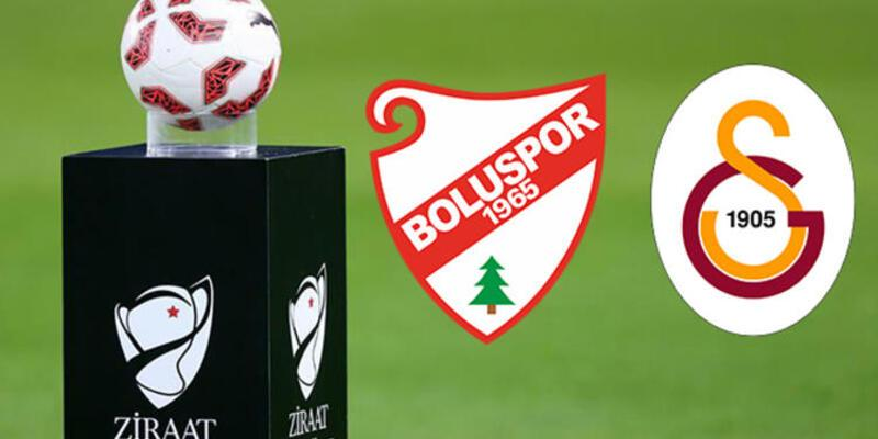 Boluspor - Galatasaray maçı muhtemel 11'leri