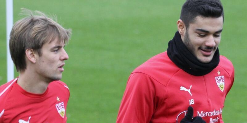 Ozan Kabak Bayern'e hazırlanıyor