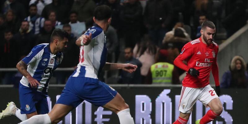 Benfica 1-3 Porto / Maç özeti