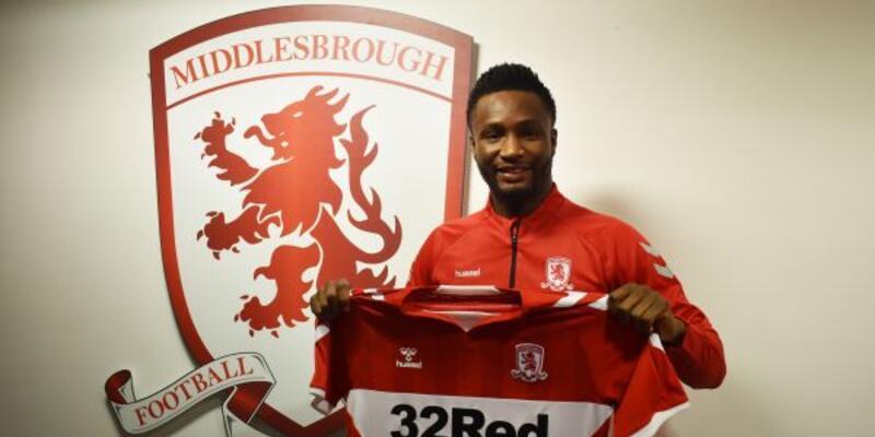 Mikel Obi İngiltere'ye transfer oldu