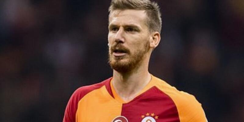 Serdar Aziz Galatasaray'a veda ediyor