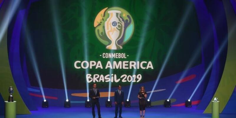 Copa America'da şaşırtan tesadüf