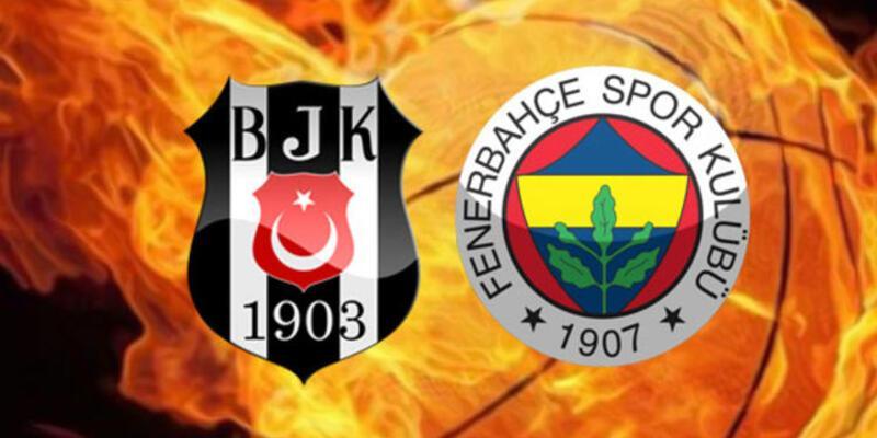 Potada Beşiktaş - Fenerbahçe derbisi