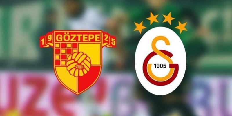 Göztepe - Galatasaray maçı muhtemel 11'leri
