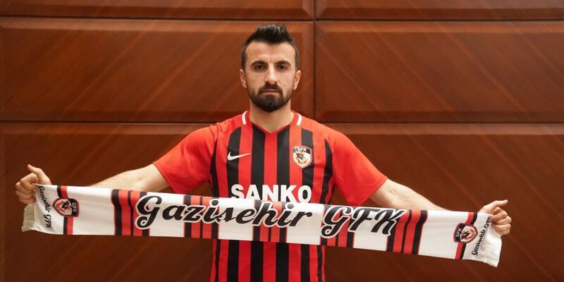 Erhan Çelenk'i Gazişehir Gaziantep transfer etti