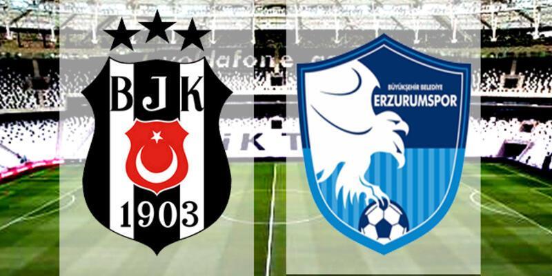 Beşiktaş, Erzurumspor Süper Lig maçı ne zaman, saat kaçta?
