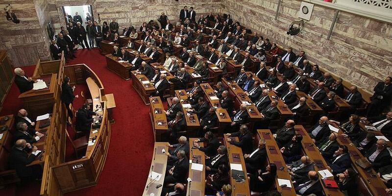 Yunanistan Parlamentosu'ndan 'Kuzey Makedonya' onayı