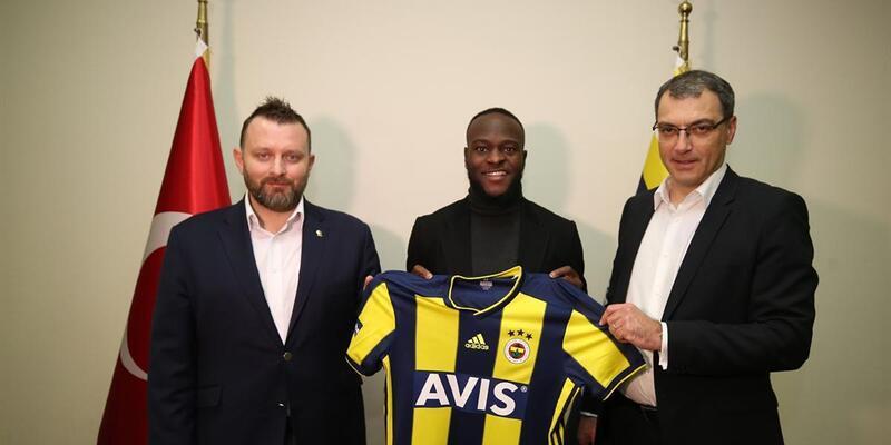 Fenerbahçe'nin beşinci Nijeryalısı