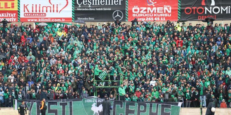Spor Toto 1. Lig'de Gençlerbirliği zirveyi Denizlispor'a bıraktı