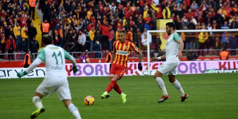 Kayserispor - Bursaspor CANLI