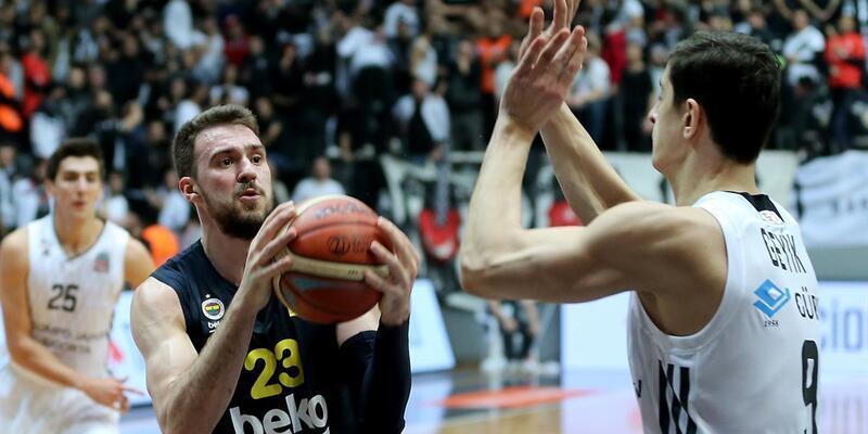 Potada Fenerbahçe Beşiktaş'ı yendi