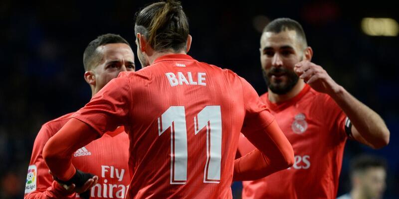 Espanyol 2-4 Real Madrid / Maç Özeti