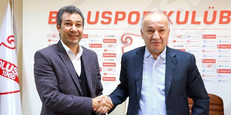 Boluspor'un yeni teknik direktörü Orhan Kaynak