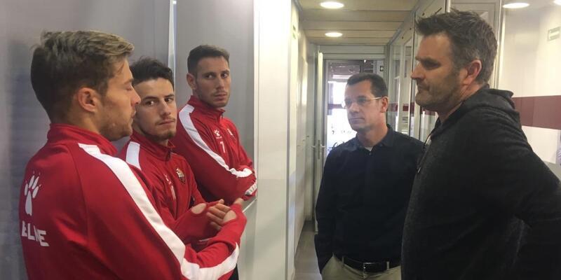 Futbolculara ödeme yapmayan kulübe 3 yıl ceza