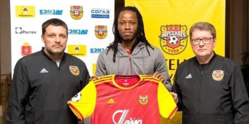 Ankaragücü'nden ayrıldı, Arsenal Tula'ya imza attı