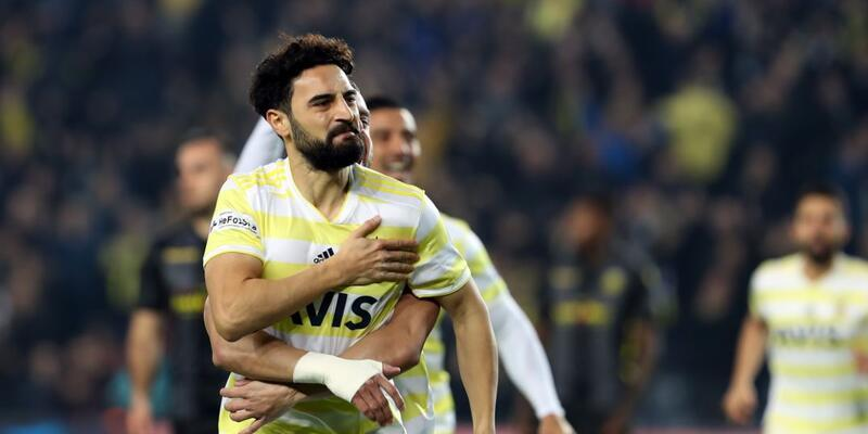 Fenerbahçe'de orta saha umut verdi