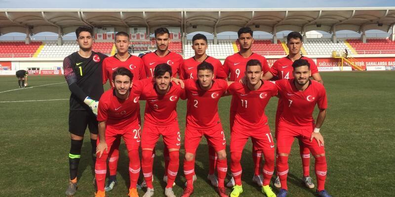Türkiye U19, Slovenya'yı tek golle geçti