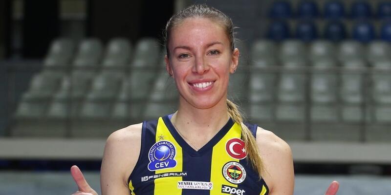 Dobriana Rabadzhieva Fenerbahçe'de