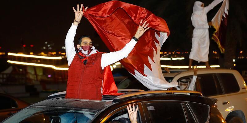 Katar'ın finale yükselmesi sosyal medyayı salladı