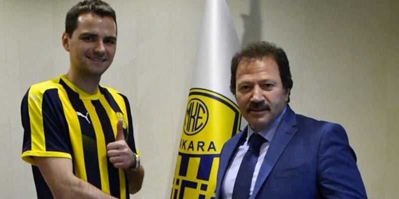Ante Kulusic Ankaragücü'nde