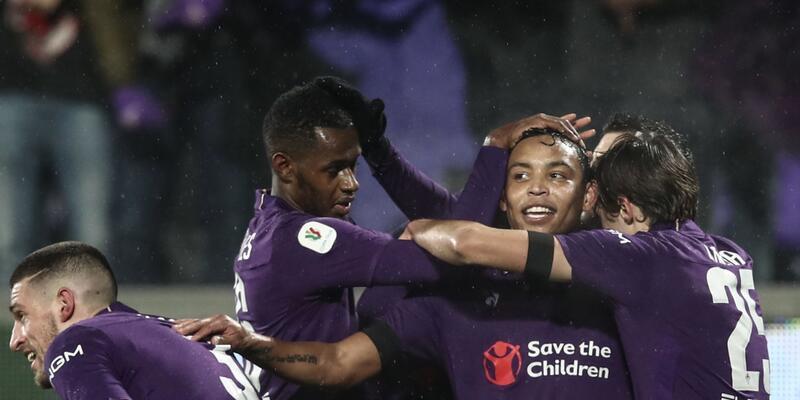 Fiorentina Roma'yı yaktı: 7-1