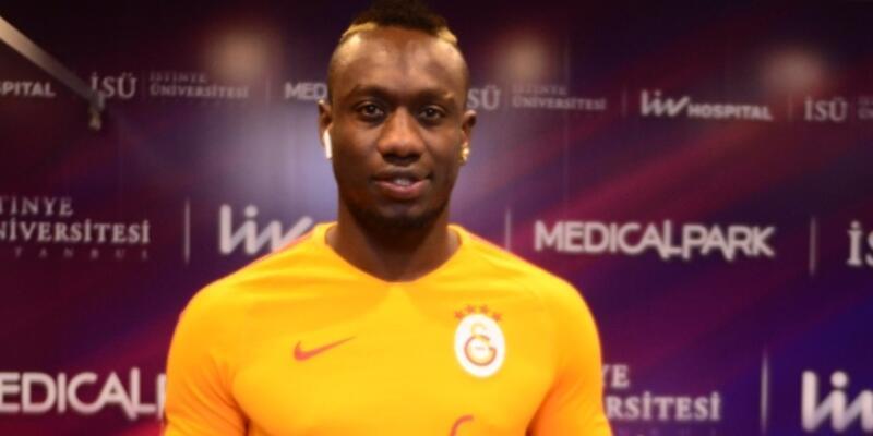 Mbaye Diagne sağlık kontrolünden geçti