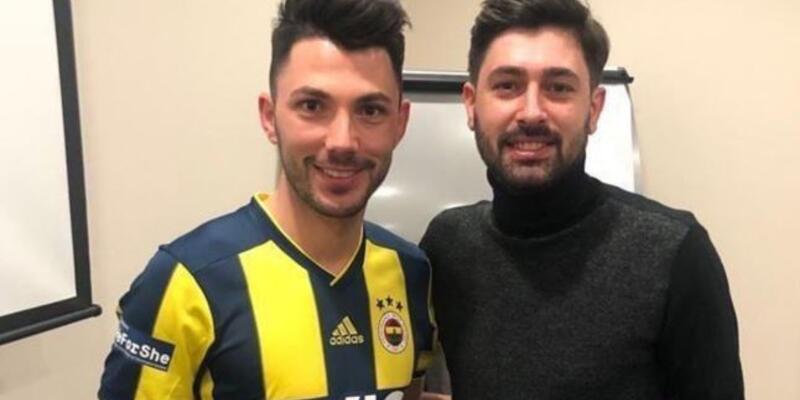 Son dakika: Tolgay Arslan resmen Fenerbahçe'de