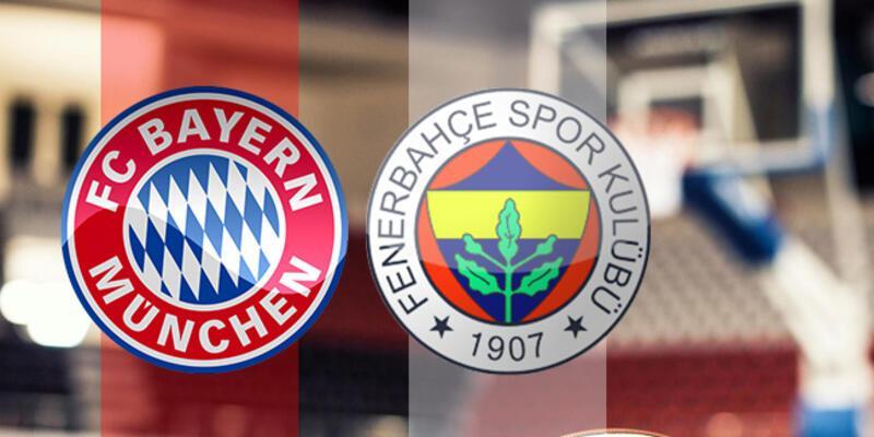 Bayern Münih, Fenerbahçe basket maçı ne zaman, saat kaçta, hangi kanalda?