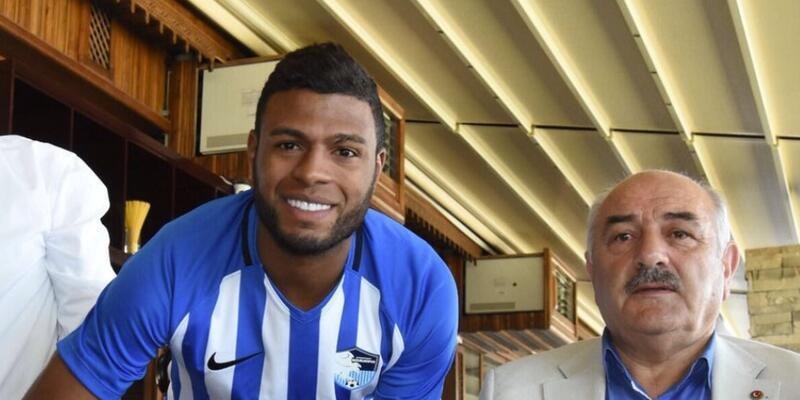 Auremir Dos Santos Erzurumspor'dan ayrıldı