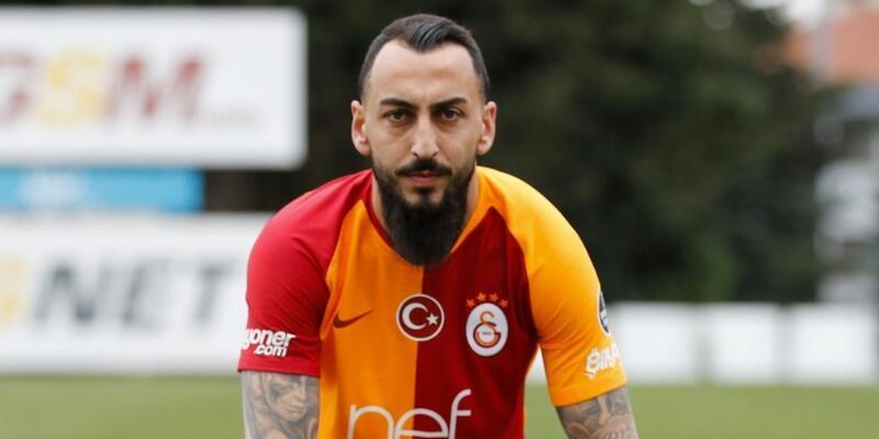 Galatasaray'ın ilk Yunan futbolcusu Mitroglou