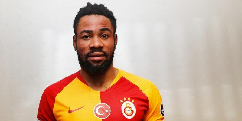 Christian Luyindama Galatasaray'da