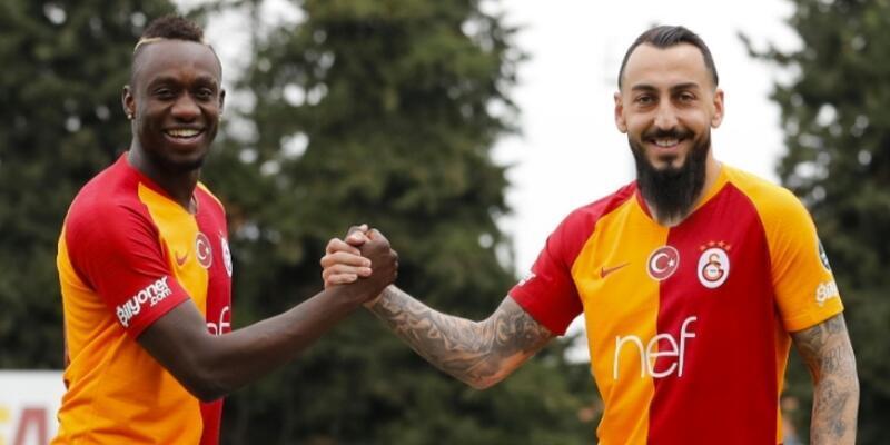 Galatasaray yeni transferlerine lisans çıkardı