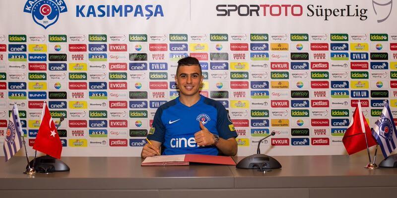 Kasımpaşa'dan son dakika transferi