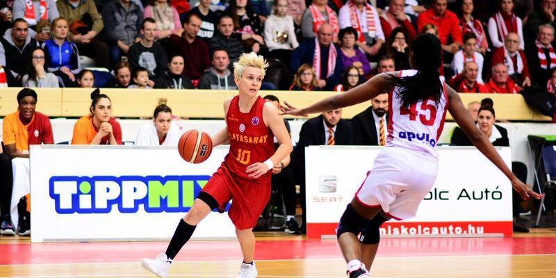 Galatasaray ve Çukurova Basketbol'un 8'li final etabındaki rakibi belli oldu