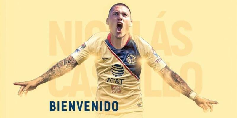 Nicolas Castillo'yu resmen duyurdular