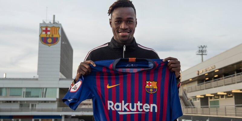 Göztepe'nin vazgeçtiği oyuncuyu Barcelona aldı!