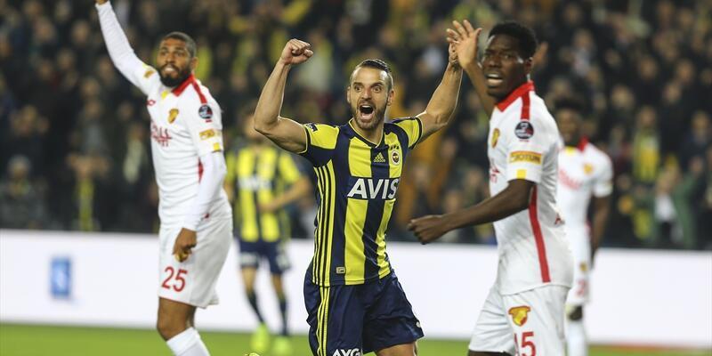 Fenerbahçe 2 - 0 Göztepe / Maç özeti