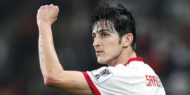 Fenerbahçe'nin rakibi Zenit, Sardar Azmoun'u transfer etti