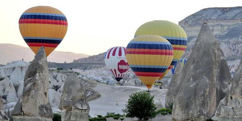 Yerli Uretim Balonlar 2020 De Kapadokya Semalarinda Suzulecek