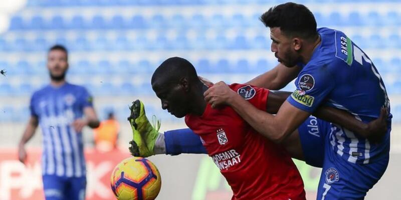 Kasımpaşa 1-3 Sivasspor / Maç Özeti