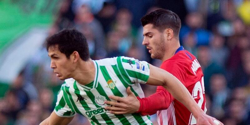 Atletico Madrid fırsatı kaçırdı