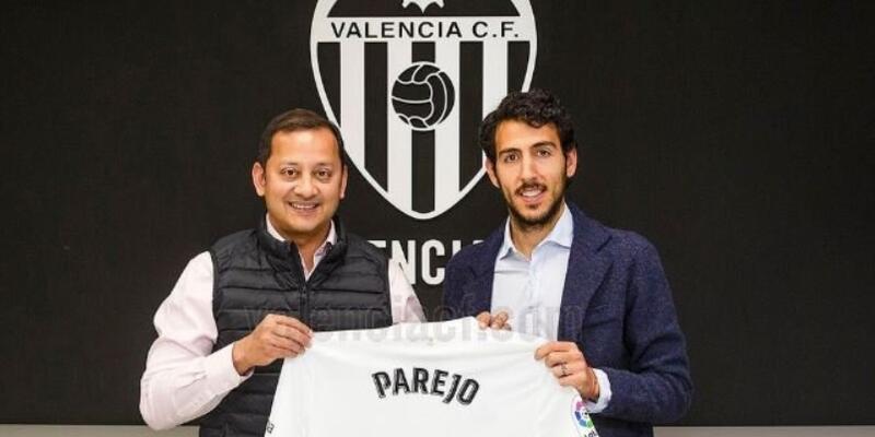 Daniel Parejo'nun sözleşmesi uzatıldı