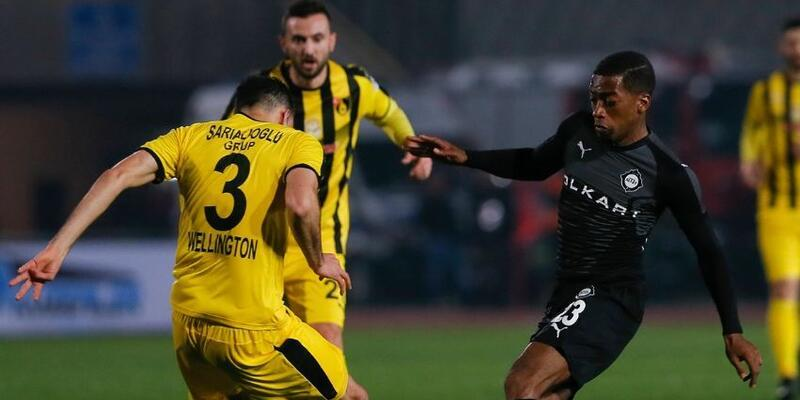 Altay 1-1 İstanbulspor / Maç özeti