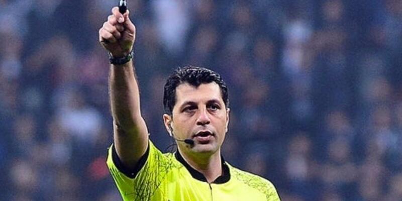 Galatasaray-Hatayspor maçının hakemi belli oldu