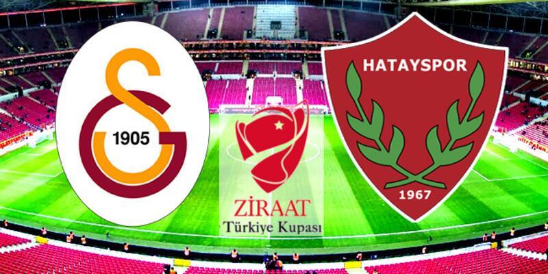 A2 TV canlı izle: Galatasaray, Hatayspor ZTK maçı hangi kanalda, saat kaçta?