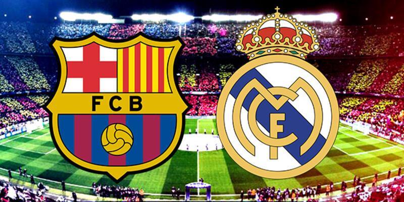 El Clasico hangi kanalda? Barcelona, Real Madrid maçı ne zaman, saat kaçta?