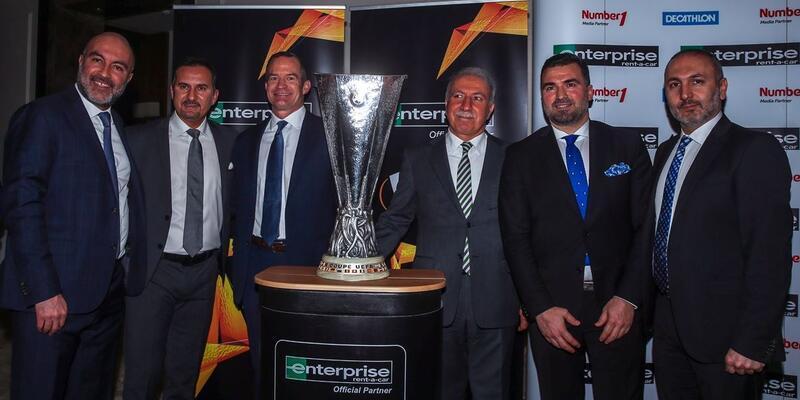 UEFA Avrupa Ligi kupası İstanbul'da