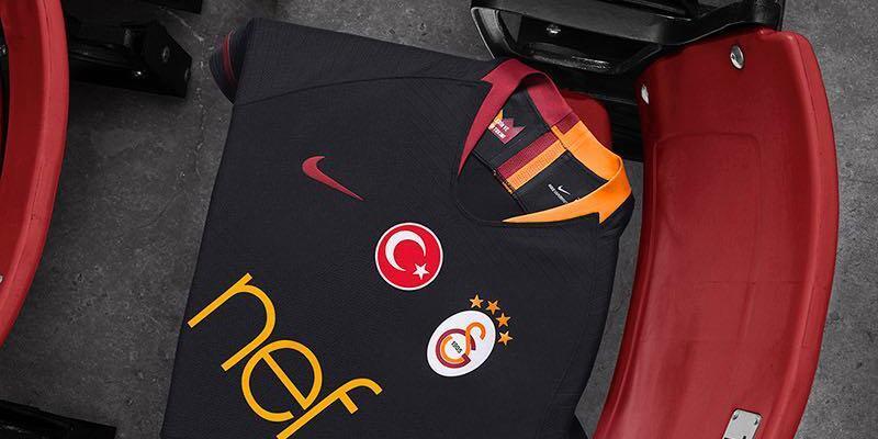 Galatasaray, Hatayspor maçına siyah formayla çıkacak