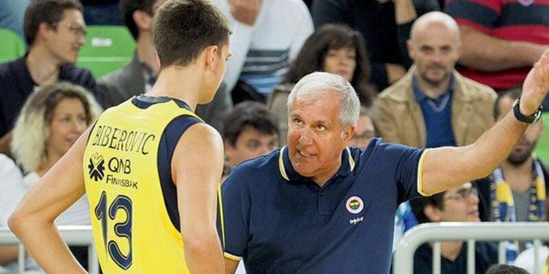 Fenerbahçe Tarık Biberovic'i Euroleague kadrosuna ekledi
