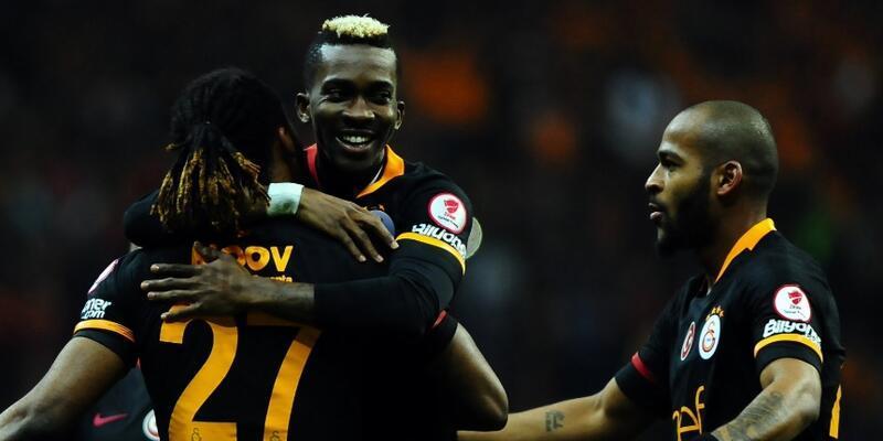 Galatasaray 2-0 Hatayspor Maç Özeti